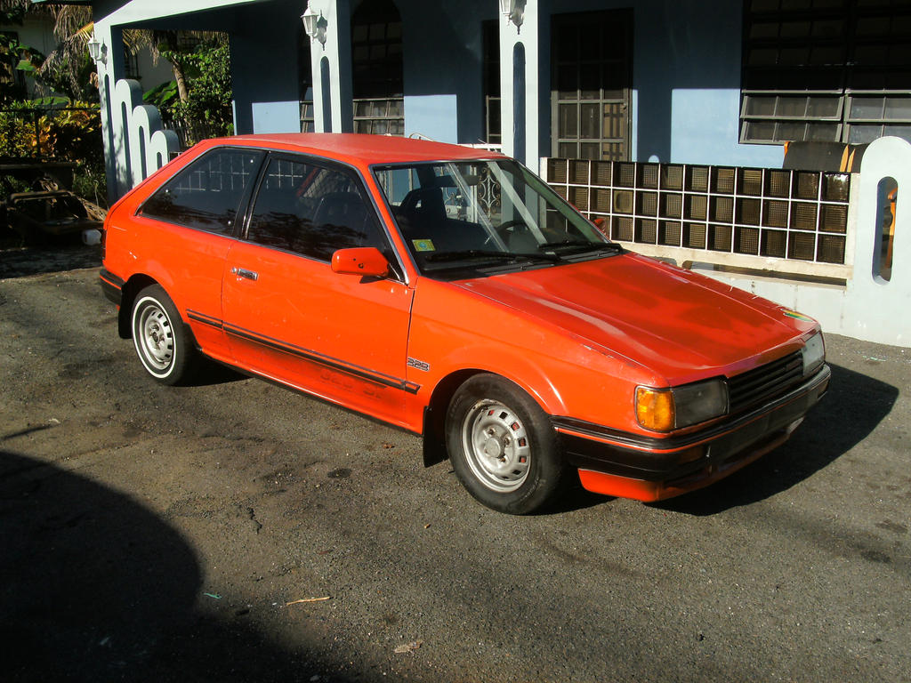 Mazda 323 Hatchback by