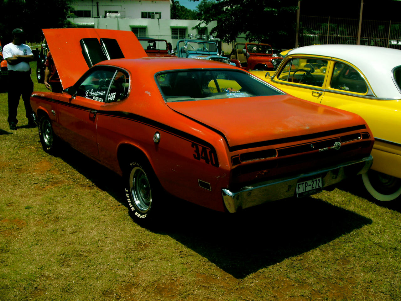 ... 1970 Plymouth Duster by Mister-Lou