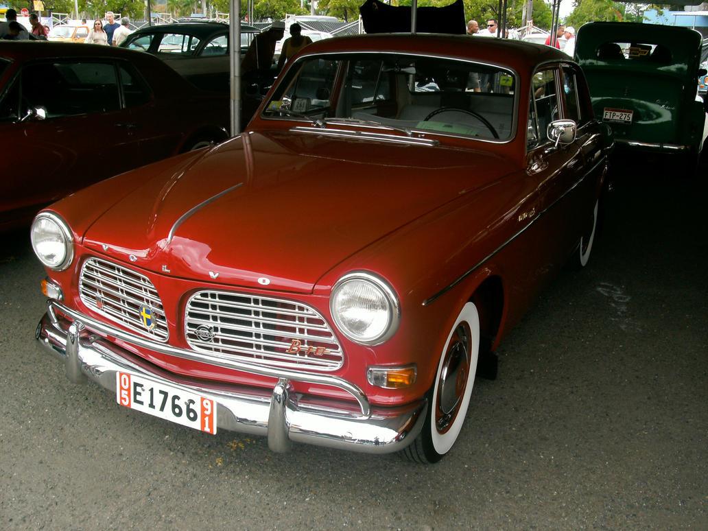 1964 Volvo 122 Amazon by