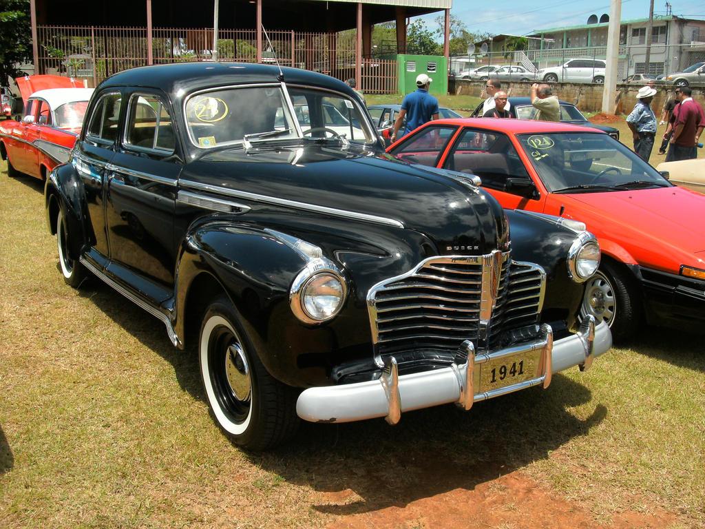 1941 Buick Super 8 sedan by *LPAGAN401 on deviantART