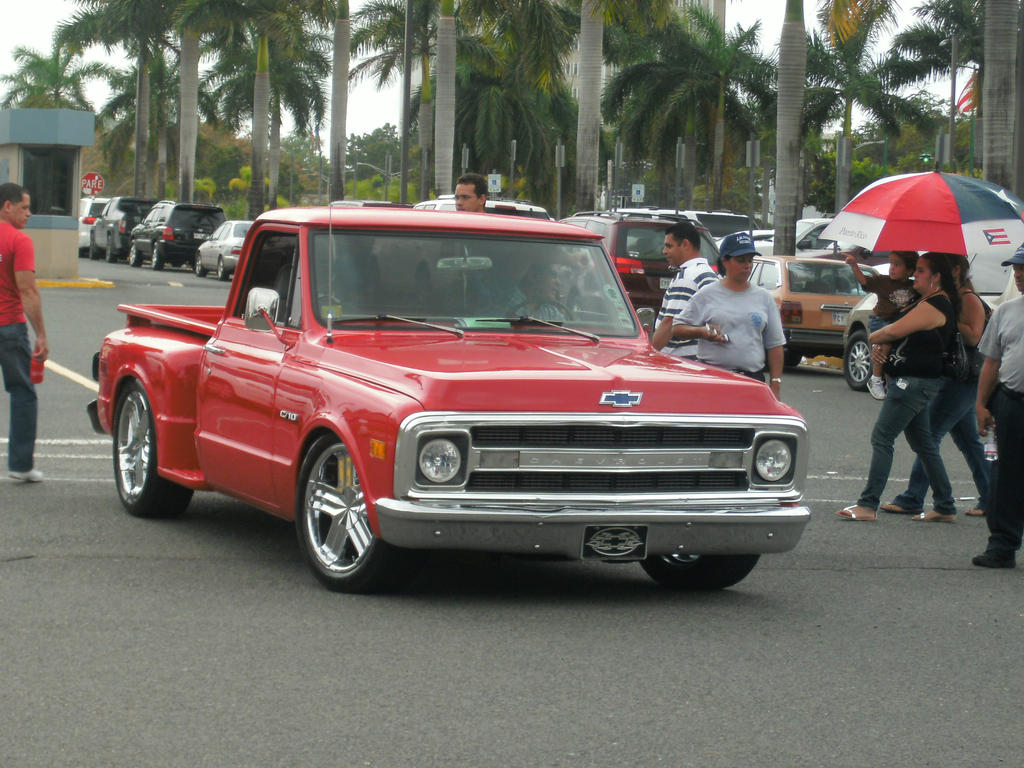1969 Chevrolet C10 Stepside by Mister-Lou on DeviantArt