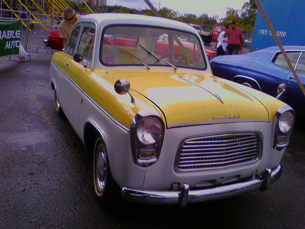 1954 Ford Anglia 100E by