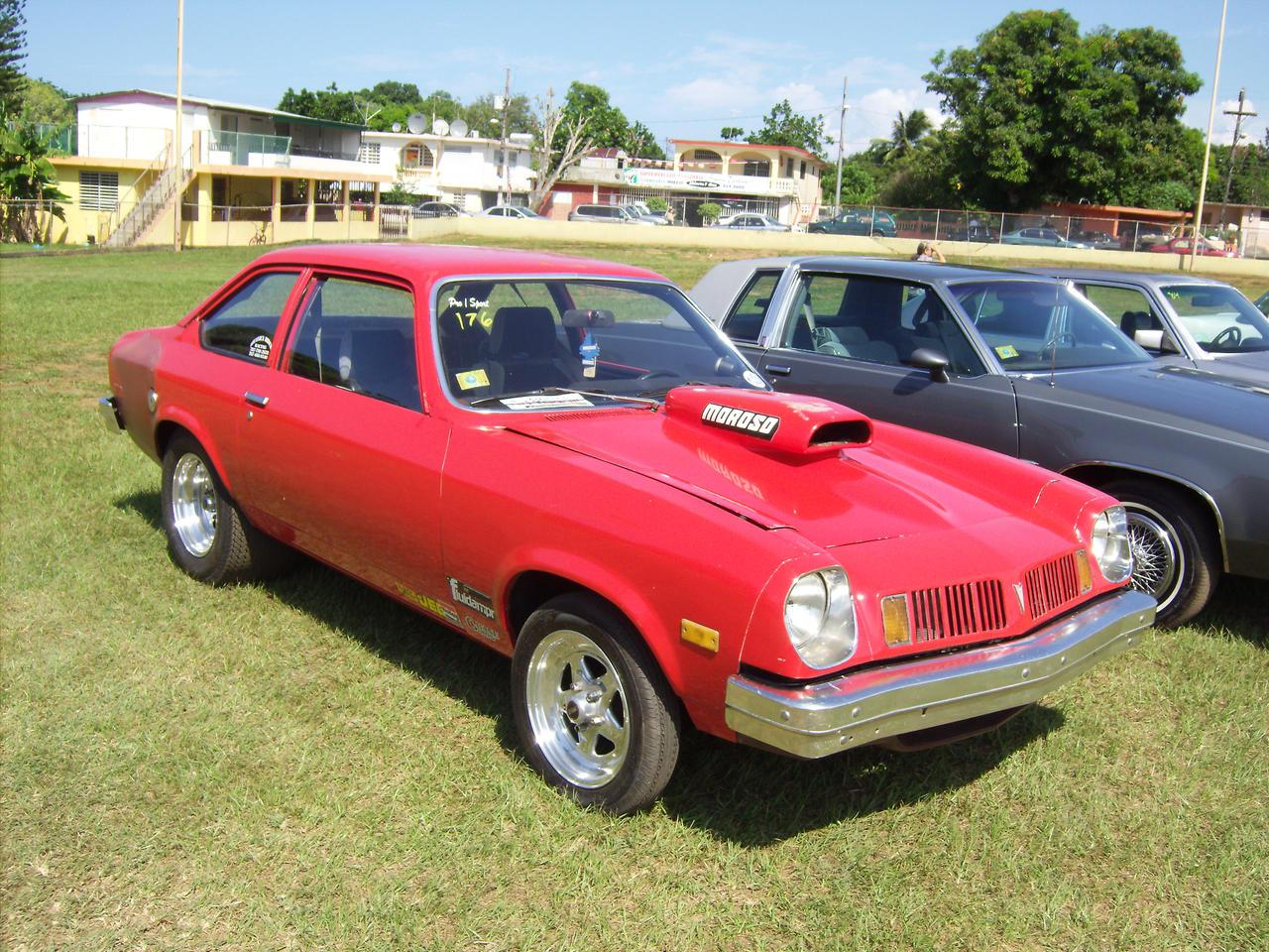 1977 Pontiac Astre by LPAGAN401 on deviantART