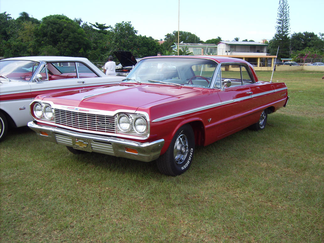 1964 Chevrolet Impala SS by