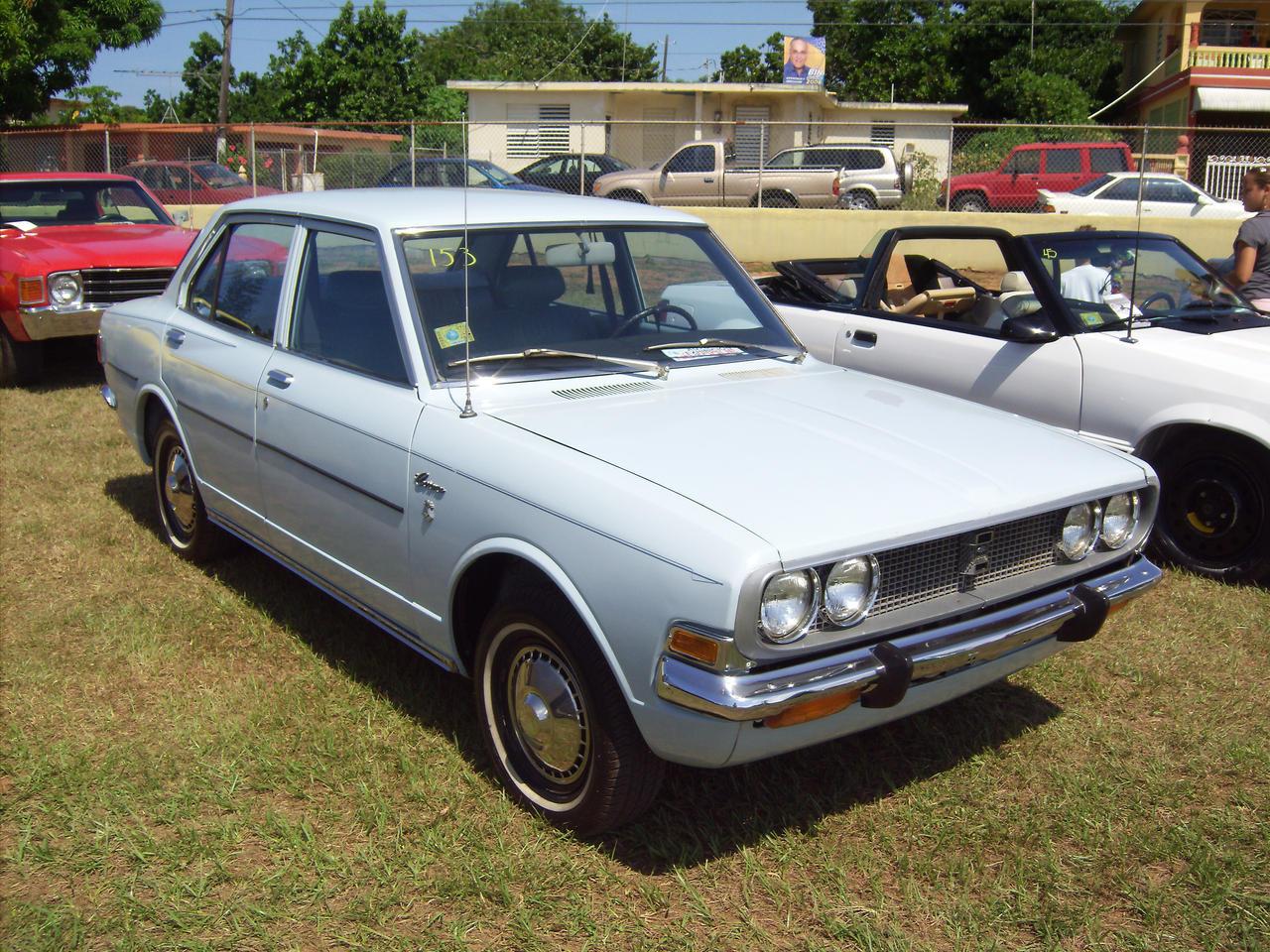 1970 Toyota Corona Sedan By Mister Lou On Deviantart