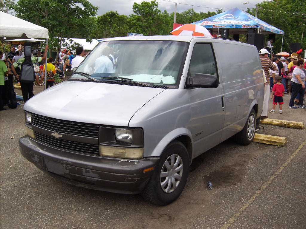 All Chevy chevy astro van : 2nd Gen Chevy Astro Van by Mister-Lou on DeviantArt