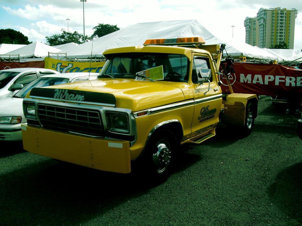 Ford Wrecker | Autos Weblog