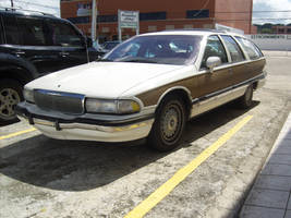 1991 Buick Roadmaster Estate by Mister-Lou