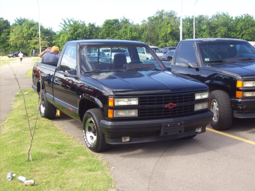 1990 Chevrolet Silverado Ss By Mister