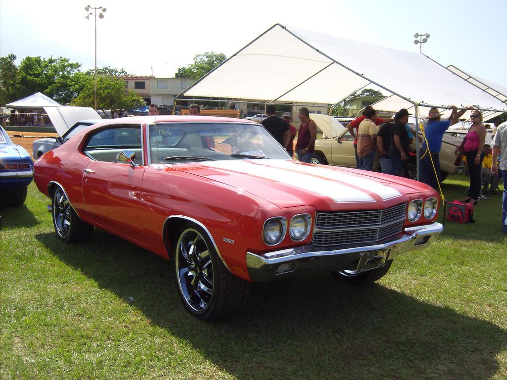 red '70 Chevrolet Malibu by Mister-Lou on DeviantArt