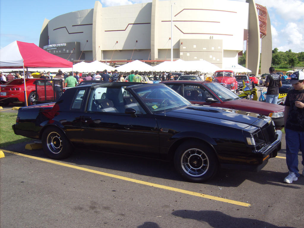 Buick Grand National T Top By Mister Lou On Deviantart