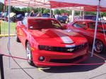 '10 Red Chevrolet Camaro