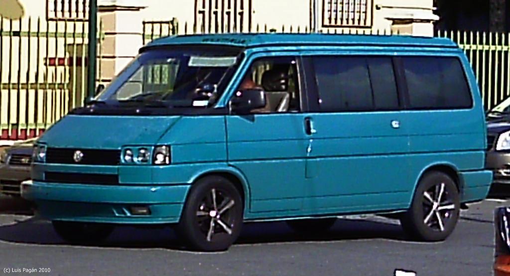 2010 volkswagen eurovan gallery