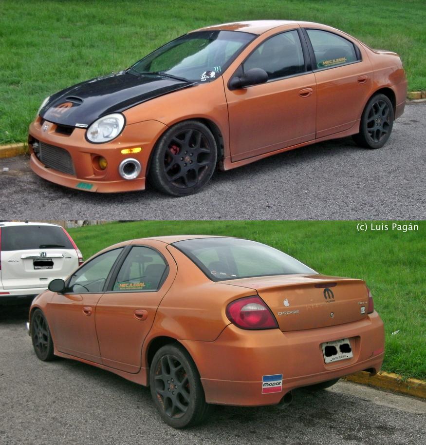 Dodge Neon SRT-4 by *LPAGAN401