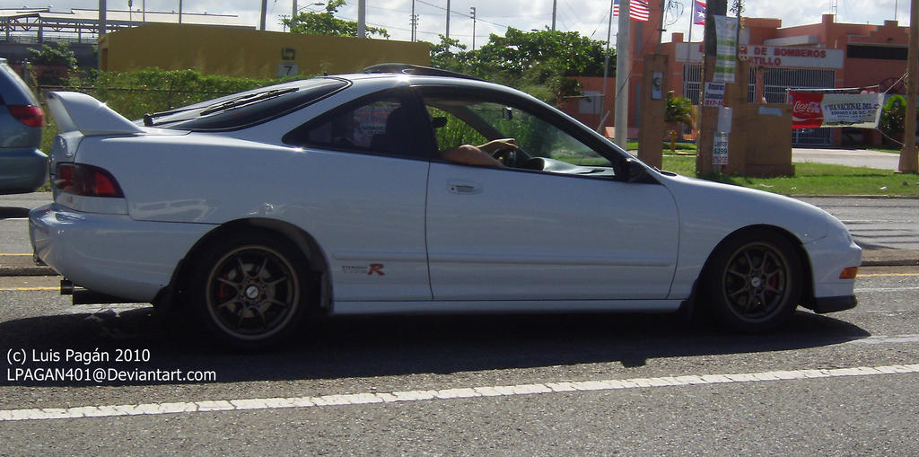 DC Acura Integra Type R By MisterLou On DeviantArt - Acura integra dc2 type r