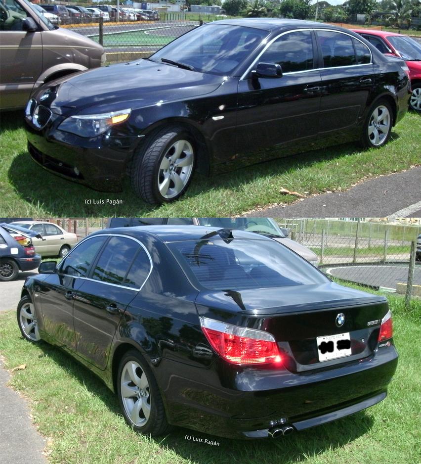 1988 Bmw 535i For Sale: Black BMW 535i For Toyonda By Mister-Lou On DeviantArt