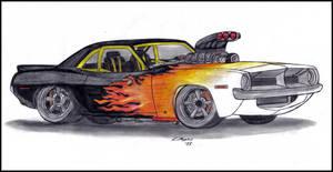 Plymouth Super 'Cuda