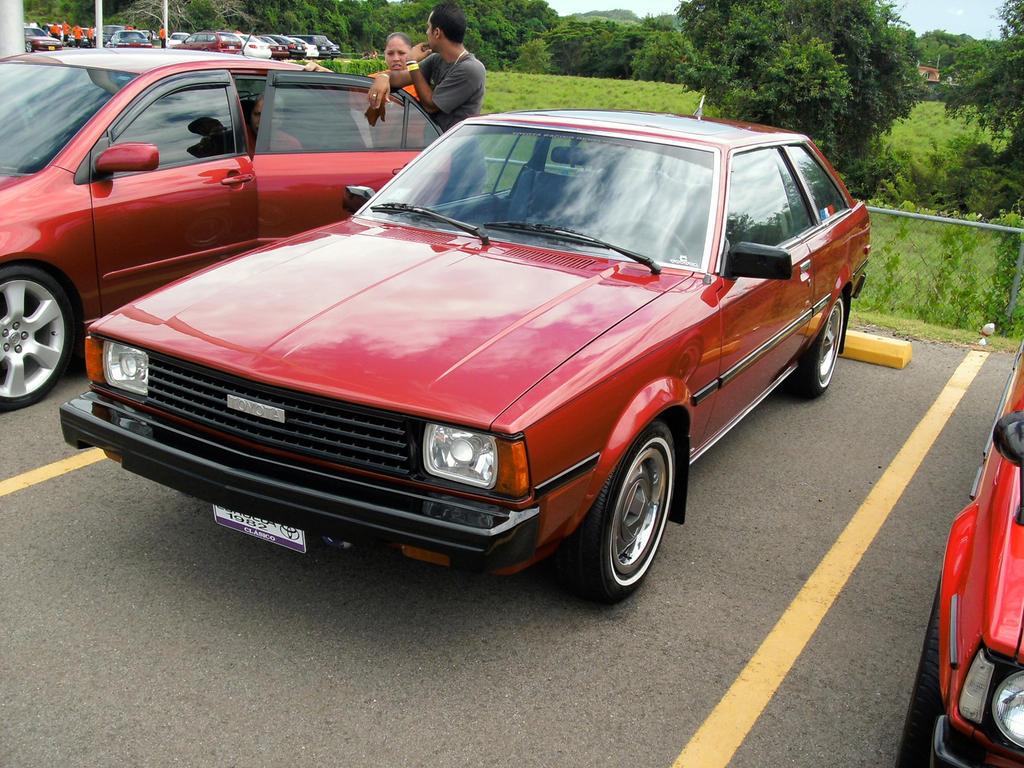 82 Toyota Corolla Liftback By Mister Lou On Deviantart