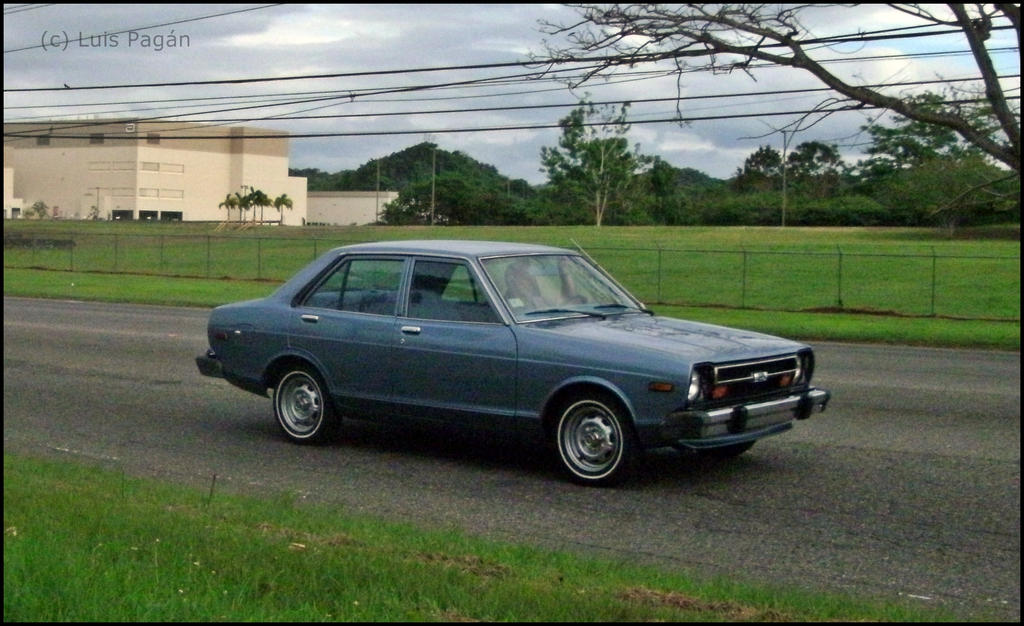 1979 Datsun 210 (Car Spotting for WasabiCars) - YouTube