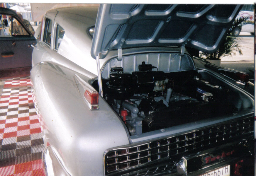 48 39 Tucker Torpedo Engine Bay By Mister Lou On Deviantart