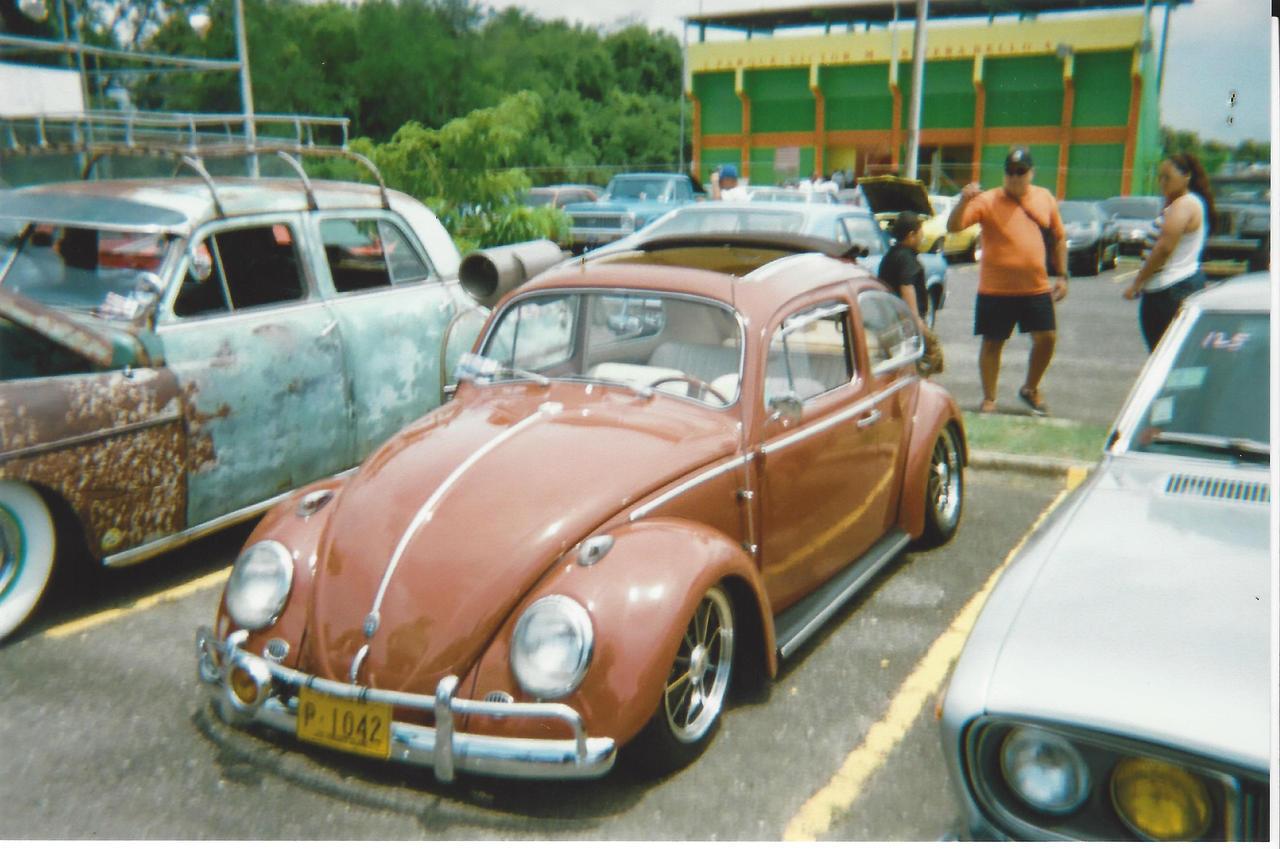 2018 vw beetle slammed