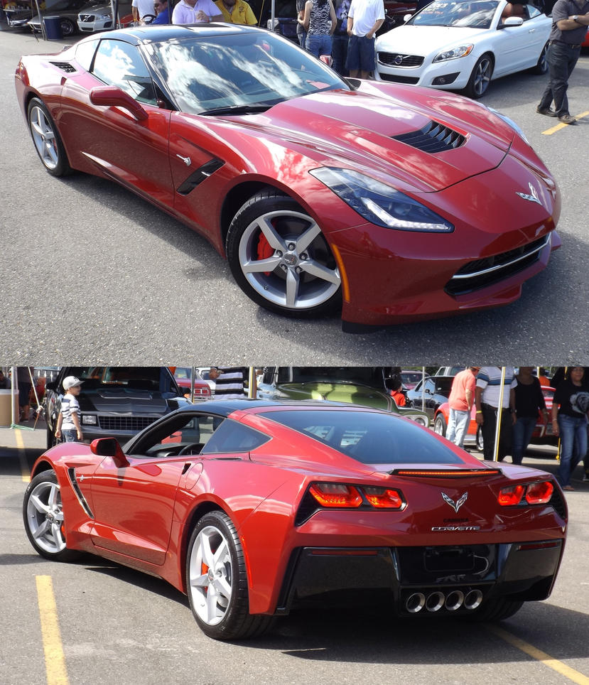 14' C7 Corvette Stingray by Mister-Lou