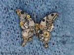 Steampunk butterfly 2 (old work)