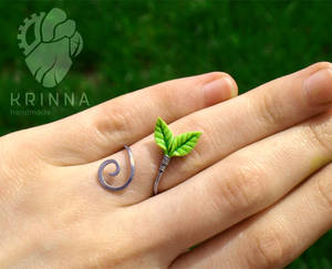 Lifebloom ring