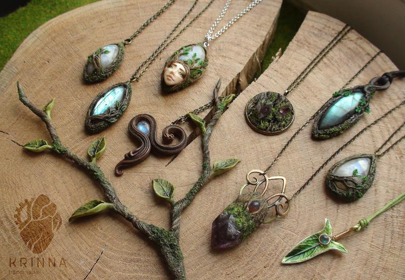 Some new crafts by Krinna