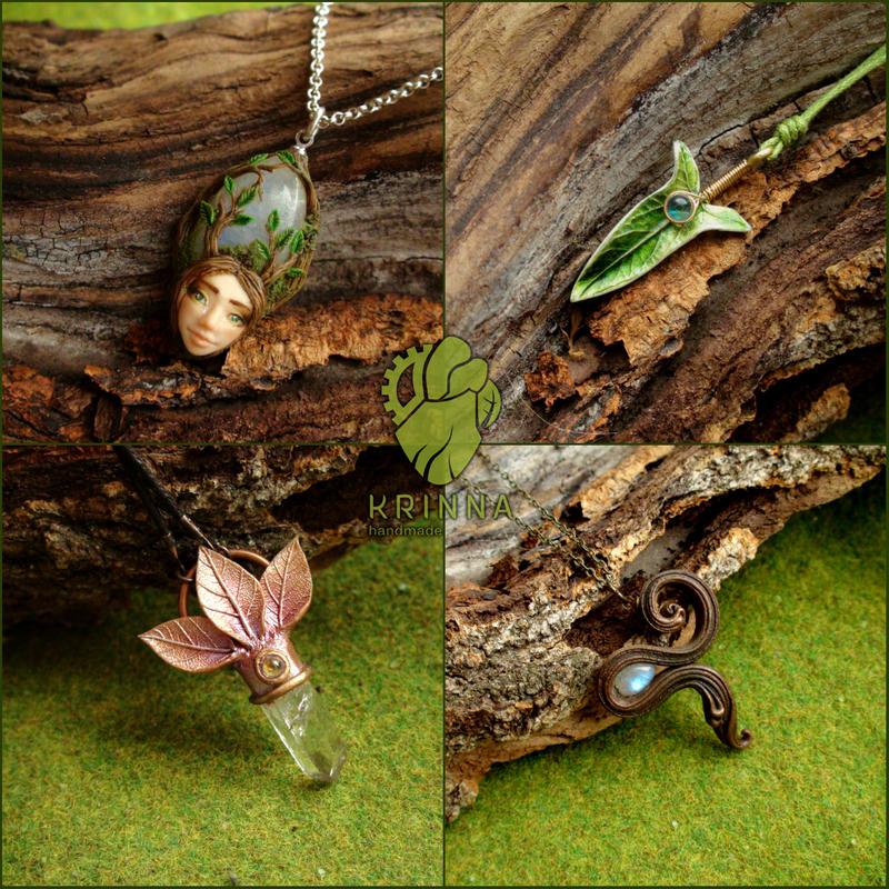 New crafts collage by Krinna