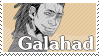 Gangsta~ Galahad Woehor Stamp by StampsOnly