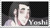 K-Project OC~ Yoshi Stamp by StampsOnly