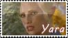 Dragon Age OC~ Yara Lavellan Stamp by StampsOnly