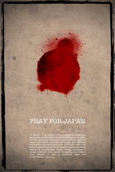 PRAY FOR JAPAN by ruangimajinasi