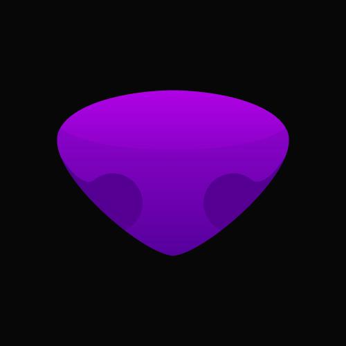 The Purple Diamond Nose by HeryckRickhaldy