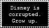 Disney is Corrupted by GingaLegendLion