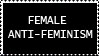 Anti-Feminism by GingaLegendLion