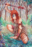 Lisipe ( the last woman warrior)