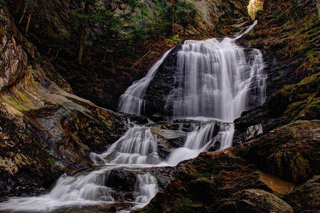 Stowe Vt Moss Glenn Falls 2008-05-12-014sm