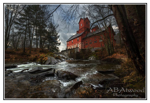 Jericho Vt Red Mill 2020-12-13 11