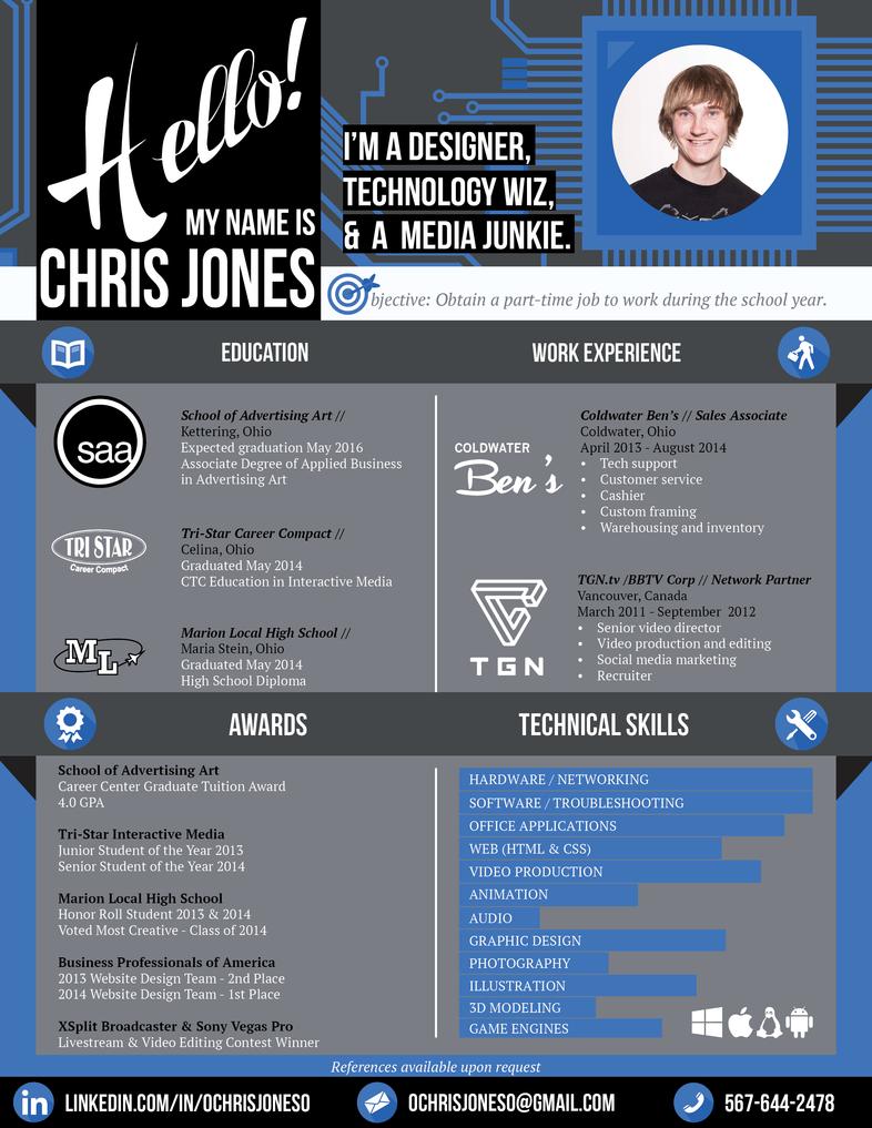 creative resume graphic web designer by ochrisjoneso on creative resume graphic web designer by ochrisjoneso