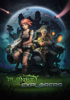 Planet Explorers Poster 01