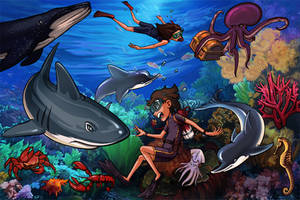 Vast Ocean by PatheaGames