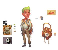 NPC Character by PatheaGames