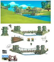 Iron Bridge by PatheaGames