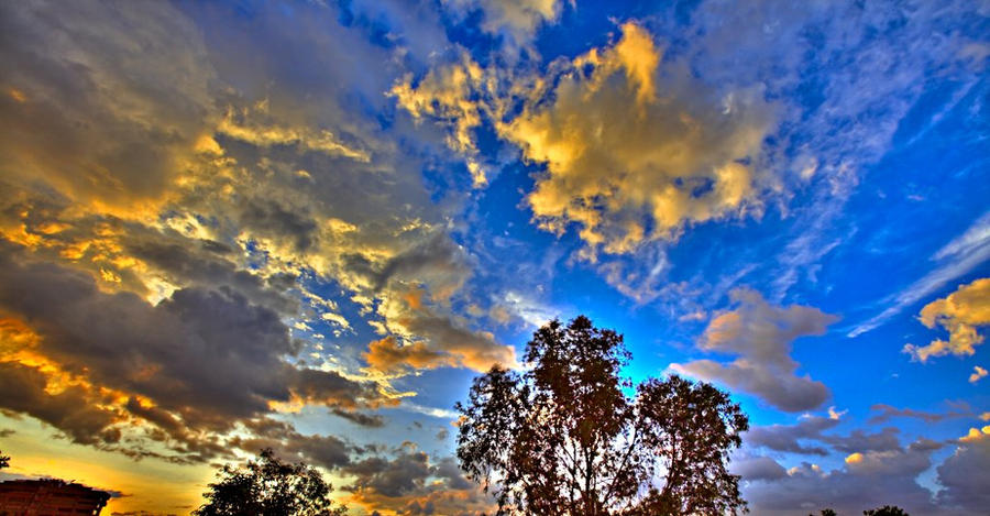 Burn the Sky by ciaraan