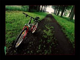 En Bici by ciaraan