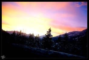 Northern Sky by ciaraan