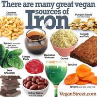 Vegan Sources Of Nutrients 004 by veganshareStock