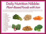 Vegan Sources Of Nutrients 011